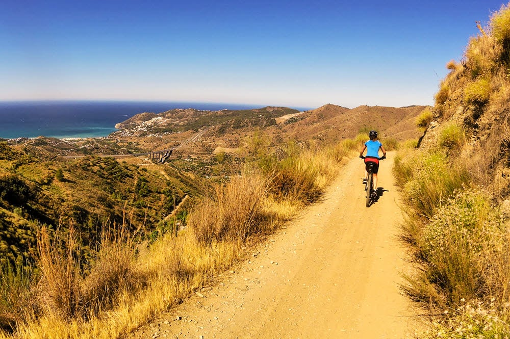 Cycling daytrip La Herradura