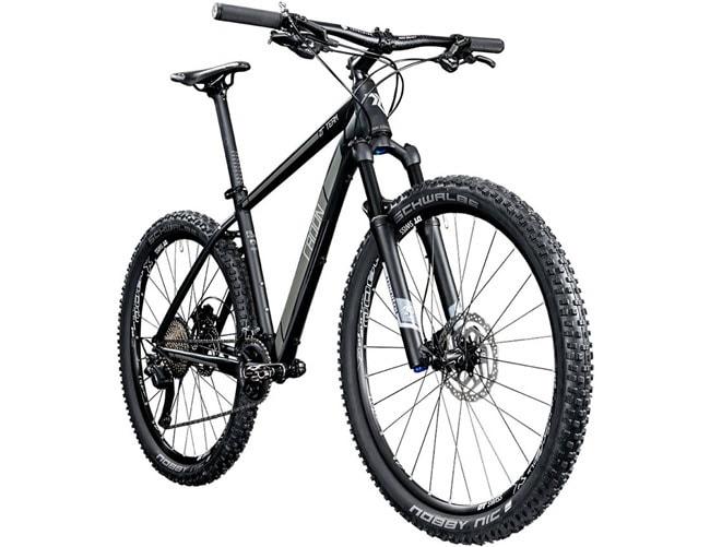 Mountain bike rental La Herradura