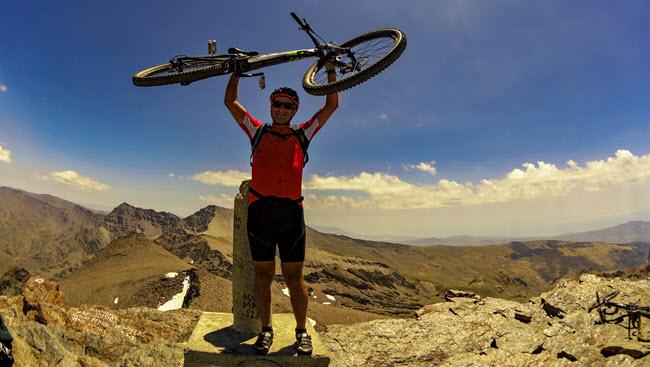 MountainbikingPicodeVeleta