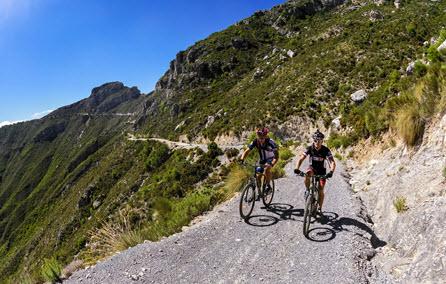 Mountain bike weekend La Herradura