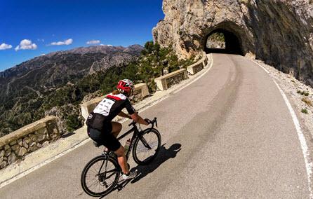 Road bike weekend La Herradura