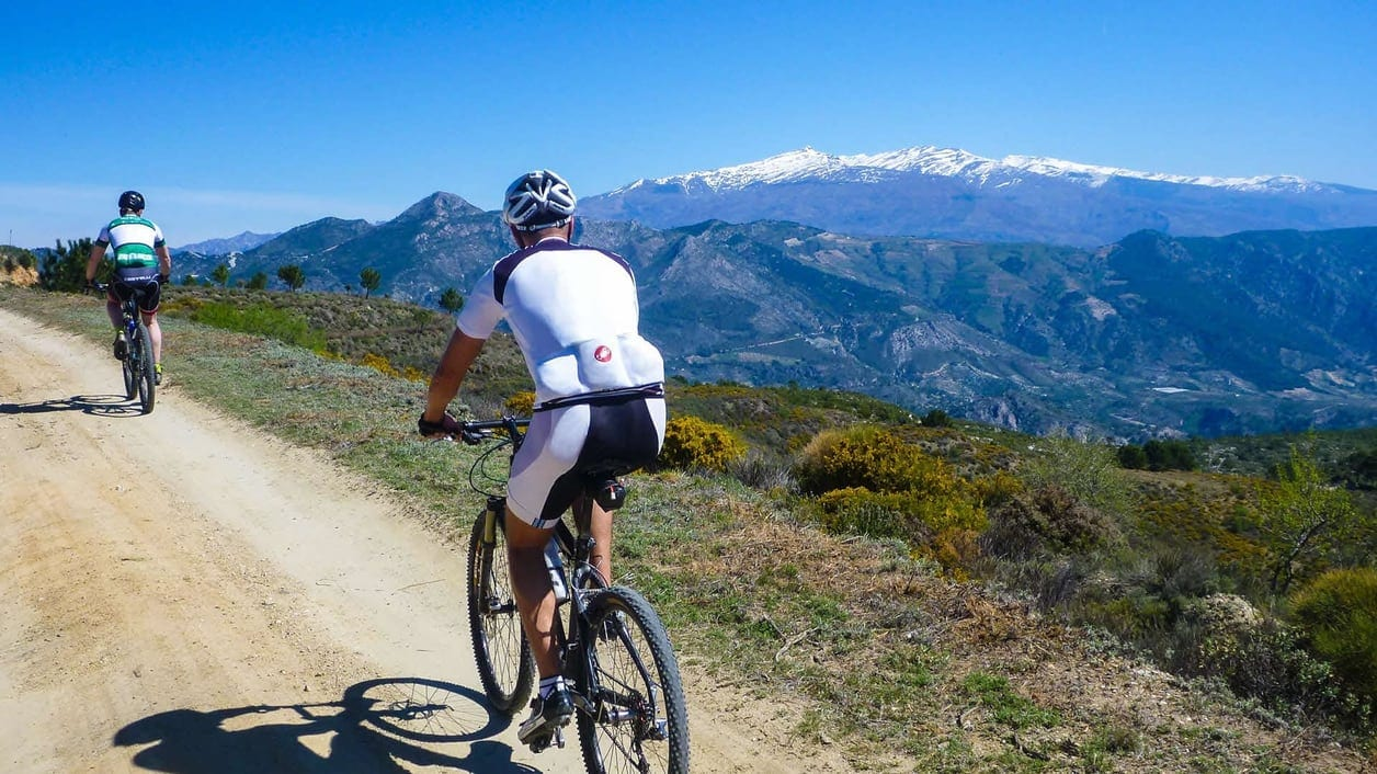 Cycling holidays Malaga